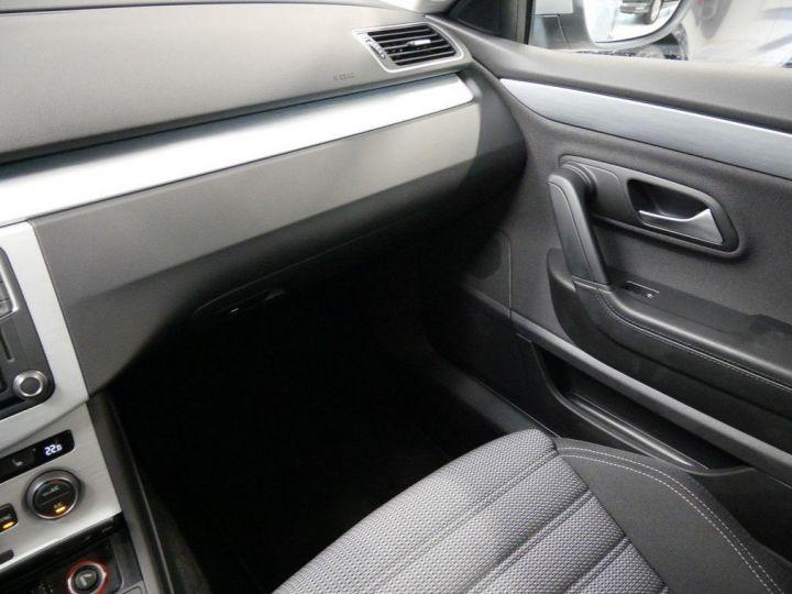 Volkswagen CC 1.4 TSI 150 ess 10/2016 gris métal - 12