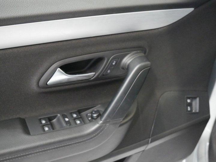 Volkswagen CC 1.4 TSI 150 ess 10/2016 gris métal - 15