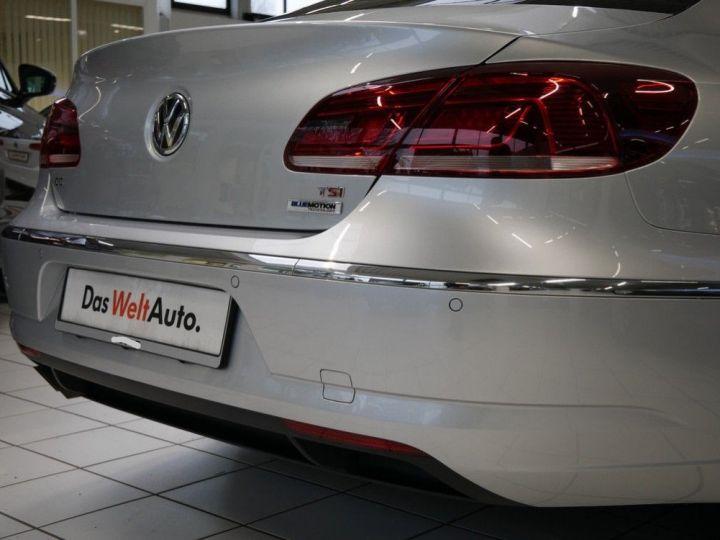Volkswagen CC 1.4 TSI 150 ess 10/2016 gris métal - 16
