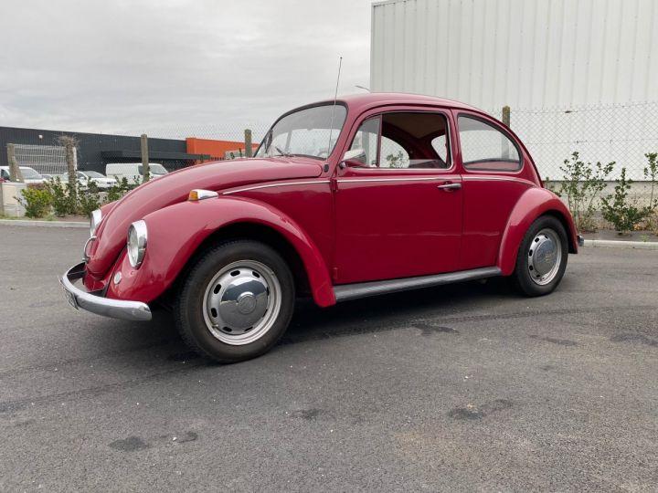 Volkswagen Coccinelle ROUGE - 2