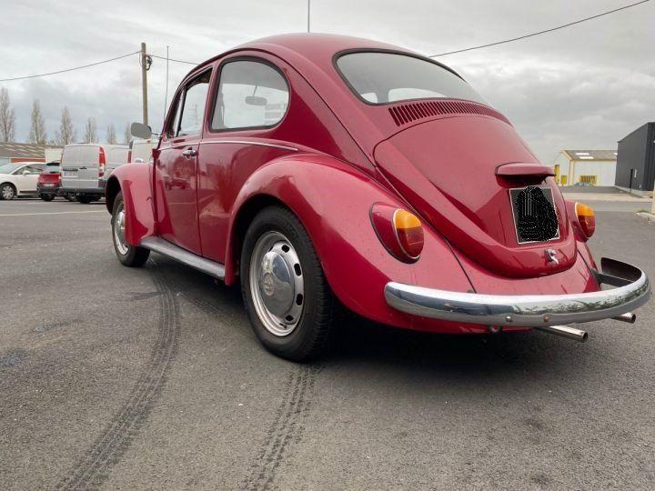 Volkswagen Coccinelle ROUGE - 3