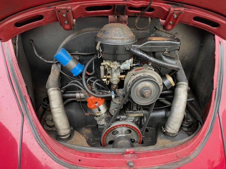 Volkswagen Coccinelle ROUGE - 6