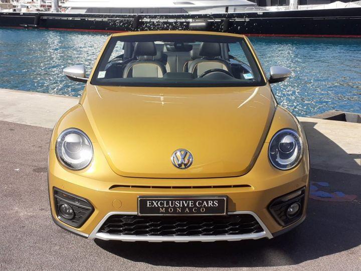 Volkswagen Coccinelle CABRIO 1.4 TSI 150 CV Bluemotion Technology Dune DSG 7 Or Metal - 2