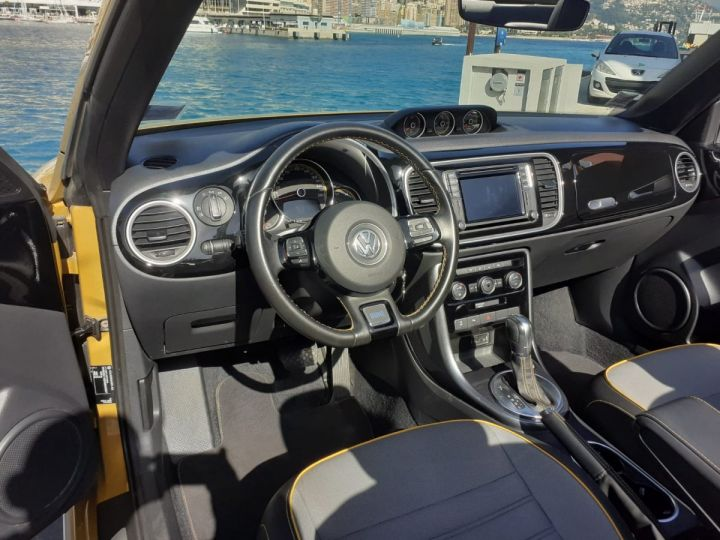 Volkswagen Coccinelle CABRIO 1.4 TSI 150 CV Bluemotion Technology Dune DSG 7 Or Metal - 6
