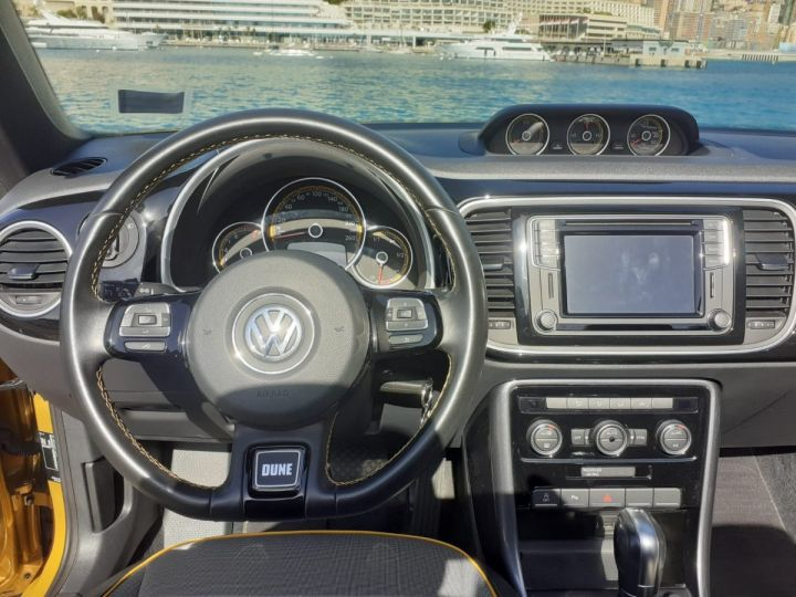 Volkswagen Coccinelle CABRIO 1.4 TSI 150 CV Bluemotion Technology Dune DSG 7 Or Metal - 9