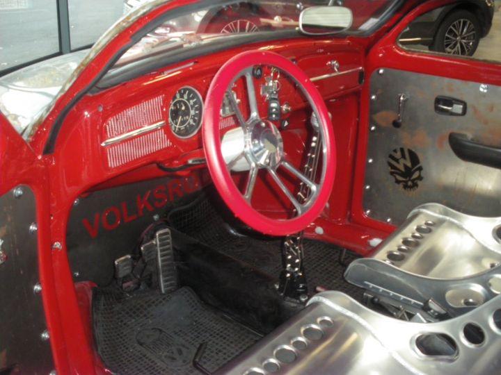 Volkswagen Coccinelle HOTROD  - 9