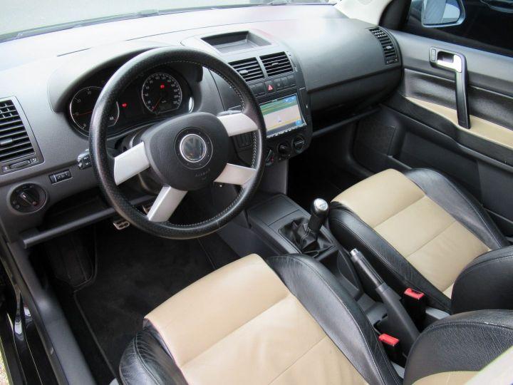 Volkswagen CrossPolo 1.9 TDI 100CH 5P Noir - 2