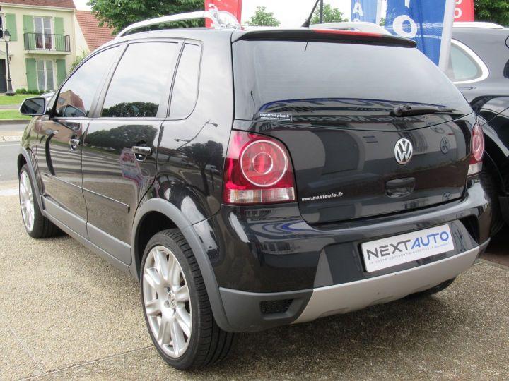 Volkswagen CrossPolo 1.9 TDI 100CH 5P Noir - 3
