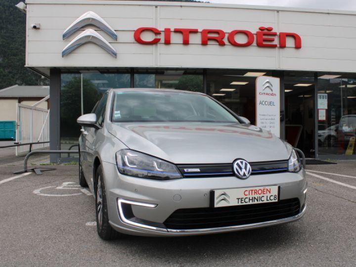 Volkswagen e-Golf 115 Electrique Gris - 1