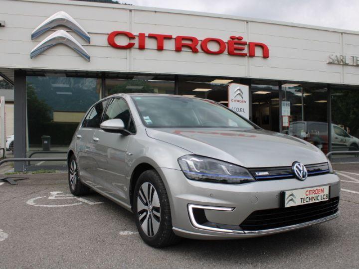 Volkswagen e-Golf 115 Electrique Gris - 2