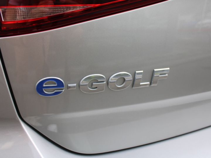 Volkswagen e-Golf 115 Electrique Gris - 6