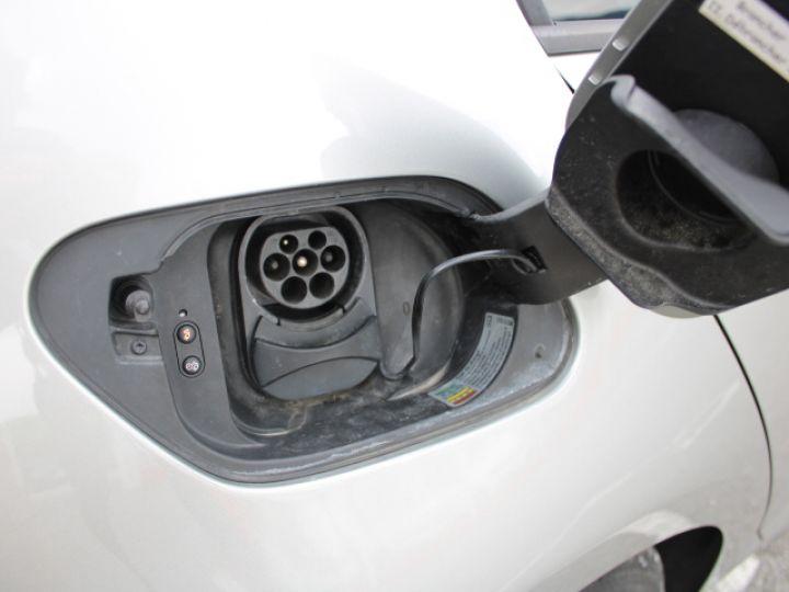 Volkswagen e-Golf 115 Electrique Gris - 7
