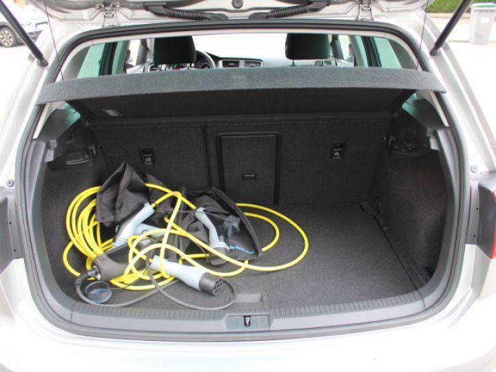 Volkswagen e-Golf 115 Electrique Gris - 8