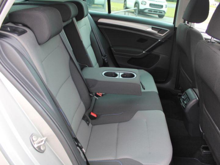 Volkswagen e-Golf 115 Electrique Gris - 12
