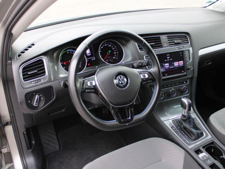Volkswagen e-Golf 115 Electrique Gris - 14