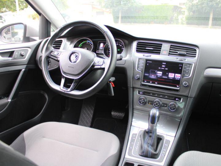 Volkswagen e-Golf 115 Electrique Gris - 16