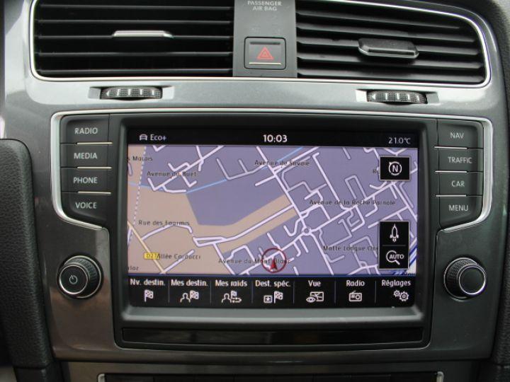 Volkswagen e-Golf 115 Electrique Gris - 25