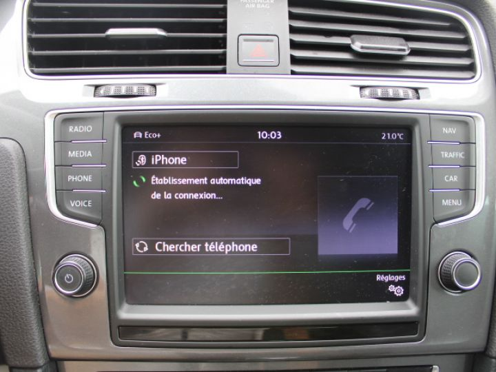 Volkswagen e-Golf 115 Electrique Gris - 26
