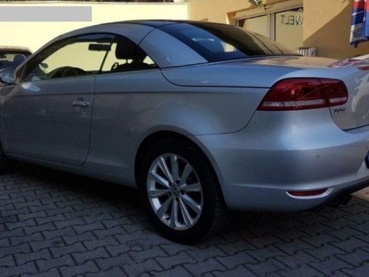 Volkswagen EOS 1.4 TSi-160 ch Boite manuelle(03/2012) Gris métal - 6