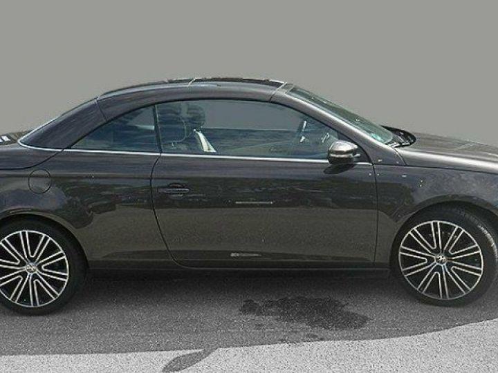 Volkswagen EOS 2.0 TDI 140 DSG  BlueMotion Exclusive Brun Jatoba métal - 4