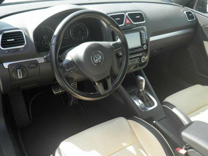 Volkswagen EOS 2.0 TDI 140 DSG  BlueMotion Exclusive Brun Jatoba métal - 12