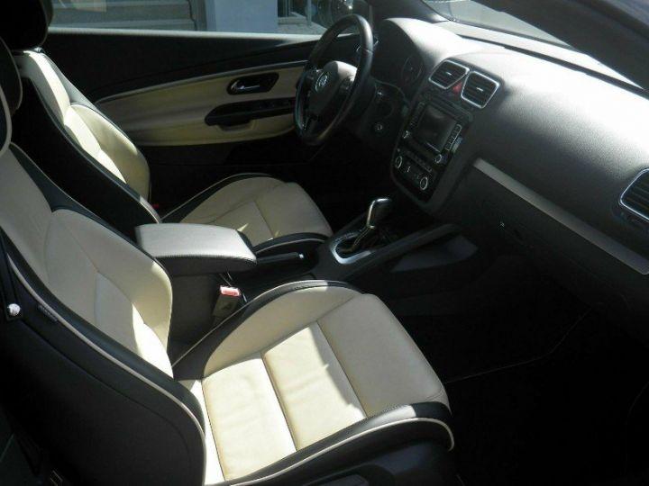 Volkswagen EOS 2.0 TDI 140 DSG  BlueMotion Exclusive Brun Jatoba métal - 13