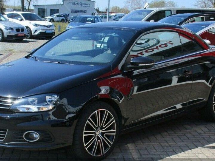 Volkswagen EOS 2.0 TSI 210  DSG6 EXCLUSIVE(01/2011) noir métal - 1