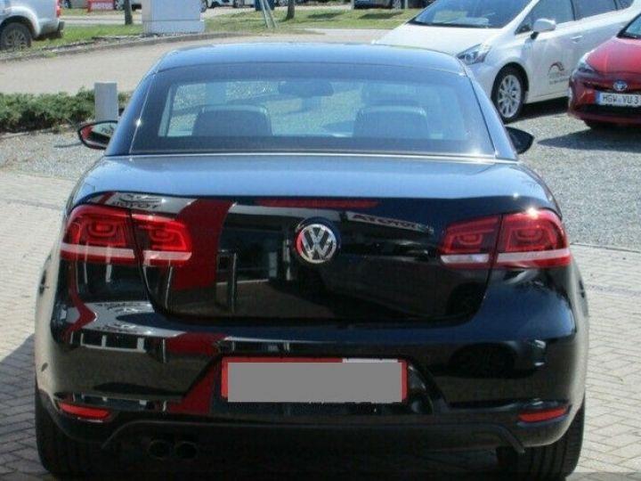 Volkswagen EOS 2.0 TSI 210  DSG6 EXCLUSIVE(01/2011) noir métal - 4