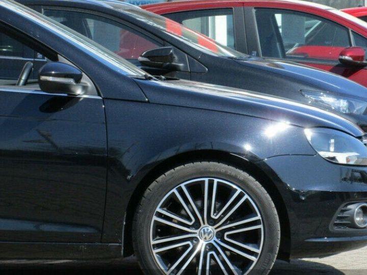 Volkswagen EOS 2.0 TSI 210  DSG6 EXCLUSIVE(01/2011) noir métal - 10