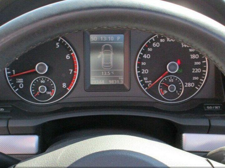 Volkswagen EOS 2.0 TSI 210  DSG6 EXCLUSIVE(01/2011) noir métal - 20