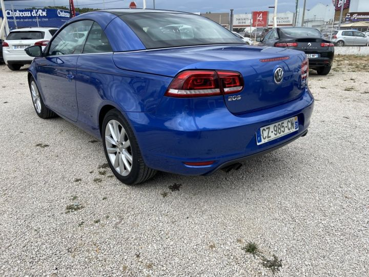 Volkswagen EOS TECHNOL SPORTLINE  BLEU MÉTAL  Occasion - 3