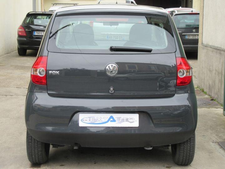 Volkswagen Fox 1.2 55CH TREND GRIS FONCE Occasion - 7