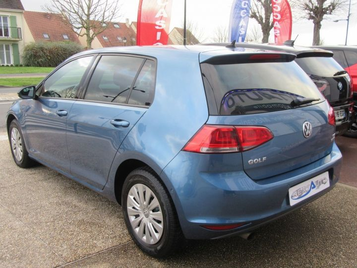 Volkswagen Golf 1.2 TSI 105CH BLUEMOTION TECHNOLOGY CONFORTLINE 5P Bleu Occasion - 3