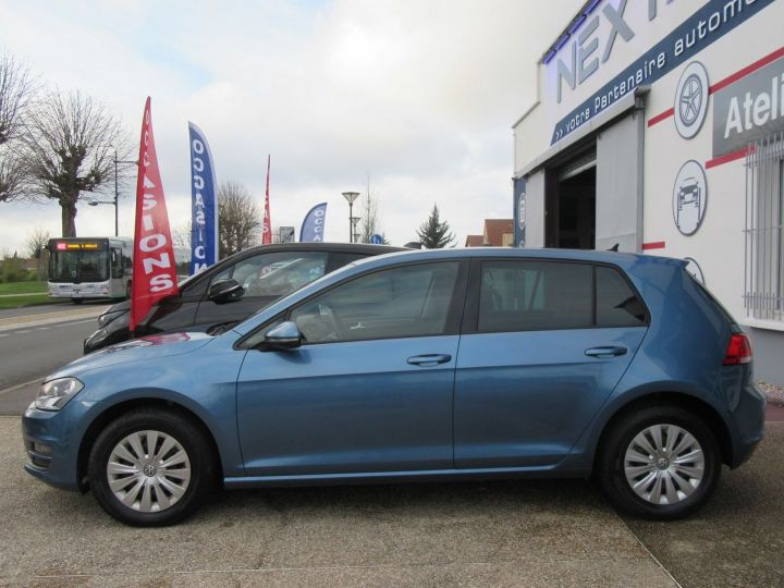 Volkswagen Golf 1.2 TSI 105CH BLUEMOTION TECHNOLOGY CONFORTLINE 5P Bleu Occasion - 5