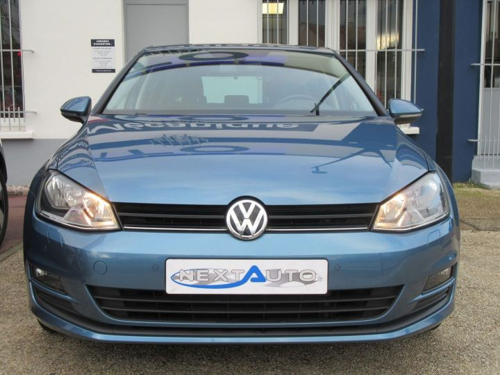 Volkswagen Golf 1.2 TSI 105CH BLUEMOTION TECHNOLOGY CONFORTLINE 5P Bleu Occasion - 6