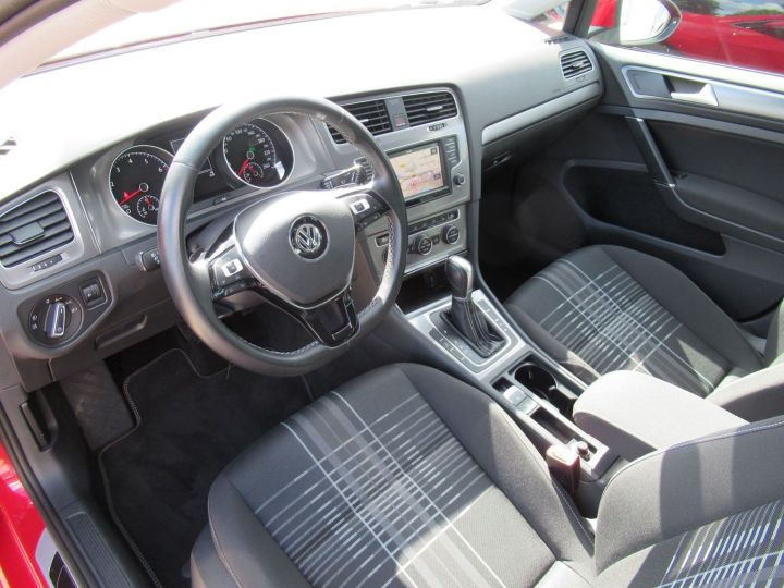 Volkswagen Golf 1.2 TSI 110CH BLUEMOTION TECHNOLOGY LOUNGE DSG7 5P Rouge - 2