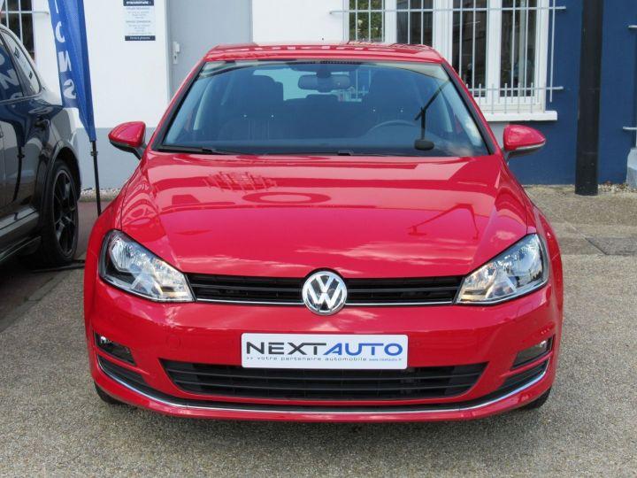 Volkswagen Golf 1.2 TSI 110CH BLUEMOTION TECHNOLOGY LOUNGE DSG7 5P Rouge - 6