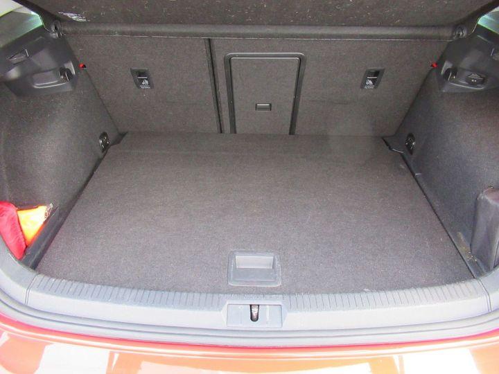 Volkswagen Golf 1.2 TSI 110CH BLUEMOTION TECHNOLOGY LOUNGE DSG7 5P Rouge - 11