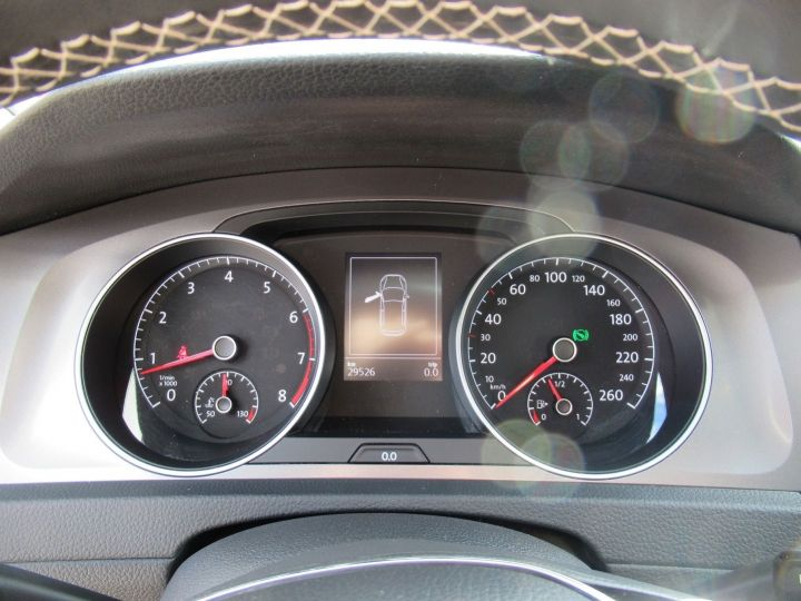 Volkswagen Golf 1.2 TSI 110CH BLUEMOTION TECHNOLOGY LOUNGE DSG7 5P Rouge - 17