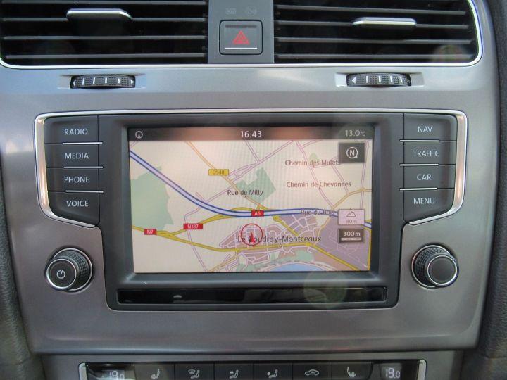Volkswagen Golf 1.2 TSI 110CH BLUEMOTION TECHNOLOGY LOUNGE DSG7 5P Rouge - 18