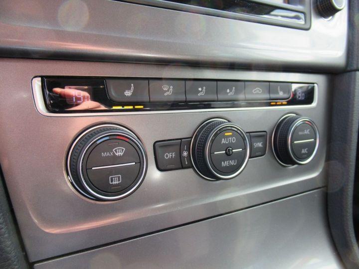 Volkswagen Golf 1.2 TSI 110CH BLUEMOTION TECHNOLOGY LOUNGE DSG7 5P Rouge - 20