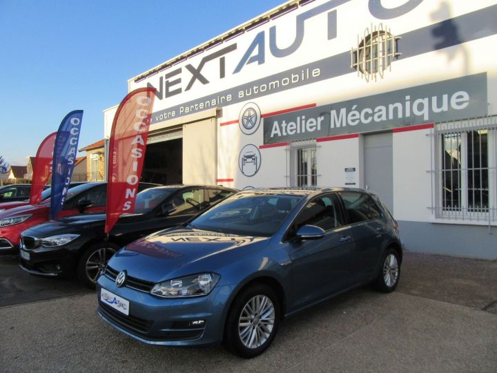 Volkswagen Golf 1.2 TSI 85CH BLUEMOTION TECHNOLOGY CUP 5P Bleu - 1