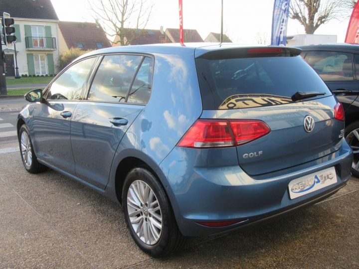 Volkswagen Golf 1.2 TSI 85CH BLUEMOTION TECHNOLOGY CUP 5P Bleu - 3