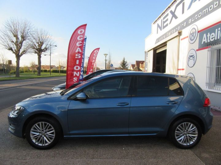 Volkswagen Golf 1.2 TSI 85CH BLUEMOTION TECHNOLOGY CUP 5P Bleu - 5