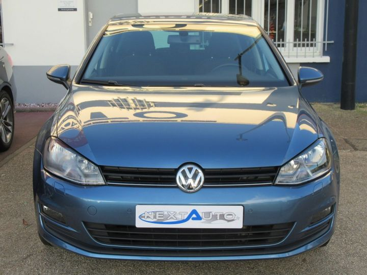 Volkswagen Golf 1.2 TSI 85CH BLUEMOTION TECHNOLOGY CUP 5P Bleu - 6