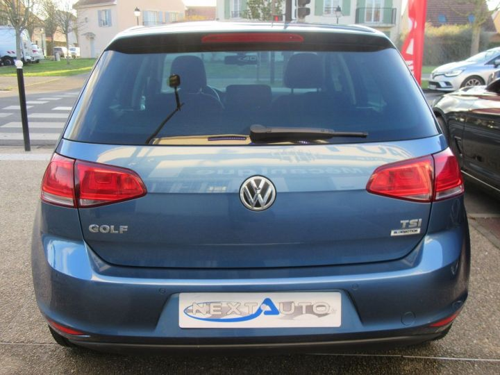 Volkswagen Golf 1.2 TSI 85CH BLUEMOTION TECHNOLOGY CUP 5P Bleu - 7
