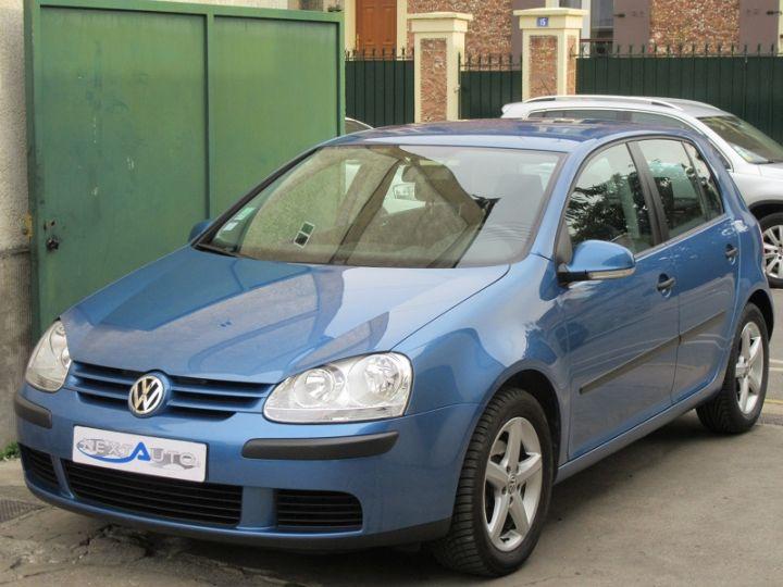 Volkswagen Golf 1.4 75CH TREND 5P BLEUE Occasion - 1
