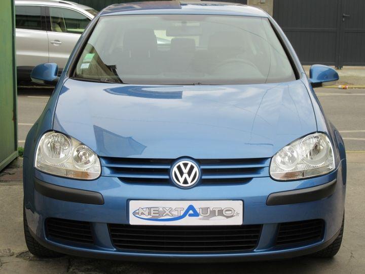 Volkswagen Golf 1.4 75CH TREND 5P BLEUE Occasion - 6