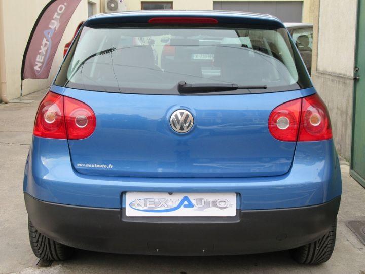 Volkswagen Golf 1.4 75CH TREND 5P BLEUE Occasion - 7