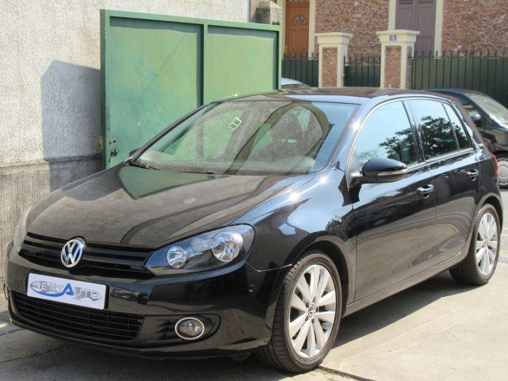 Volkswagen Golf 1.4 80CH TEAM 5P NOIR Occasion - 1